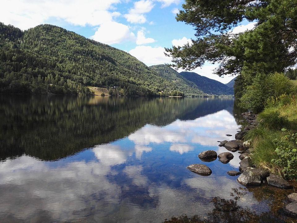 Хардангер-фьорд, Норвегия