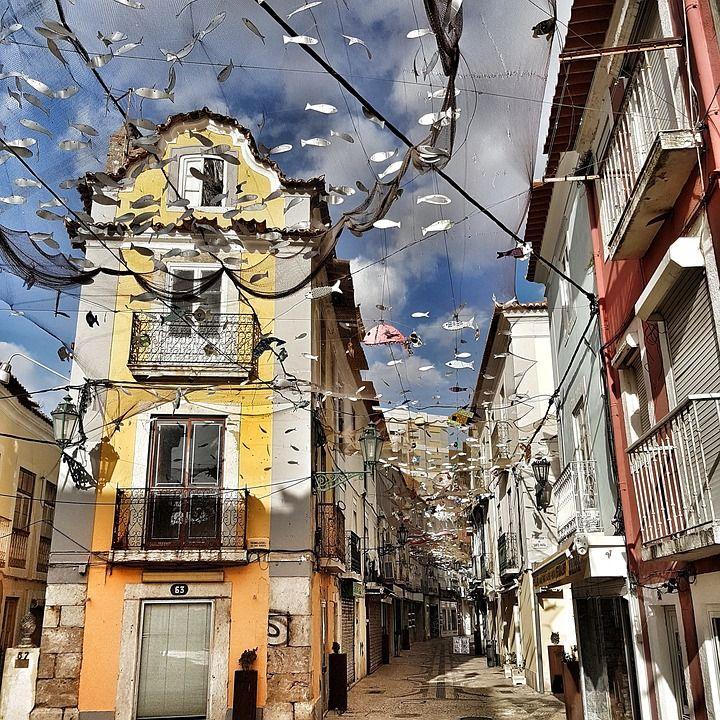 Сетубал, Португалія
