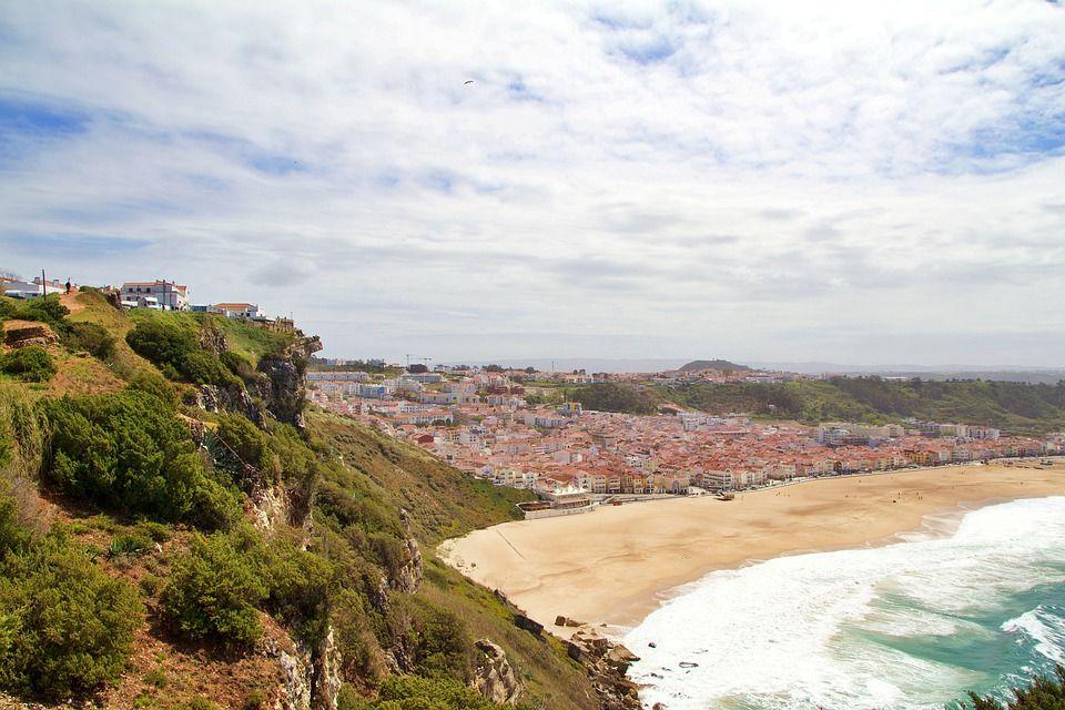 Назаре, Португалия