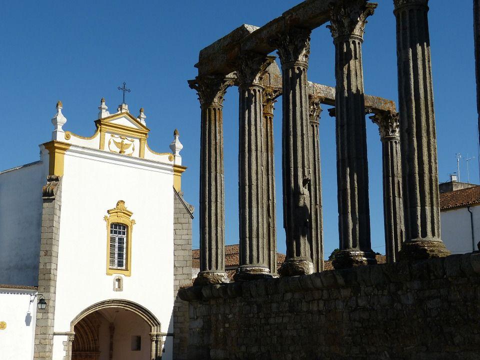Евора, Португалія