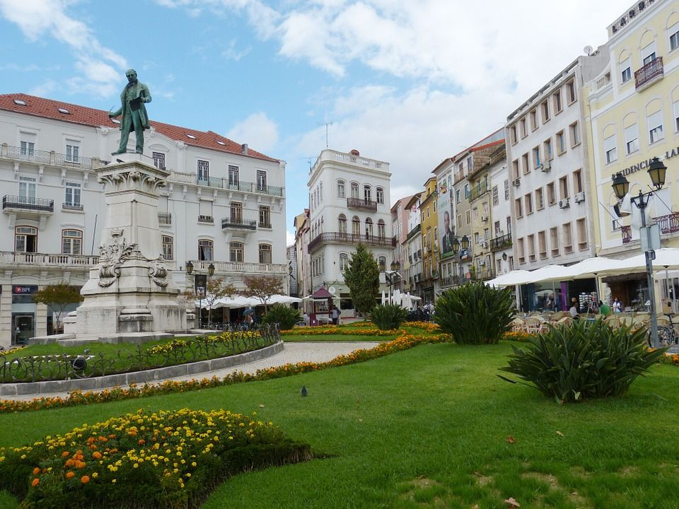Коїмбра, Португалія