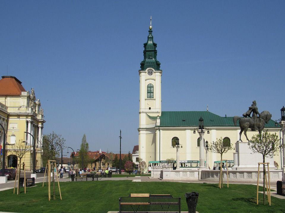 Орадя, Румыния