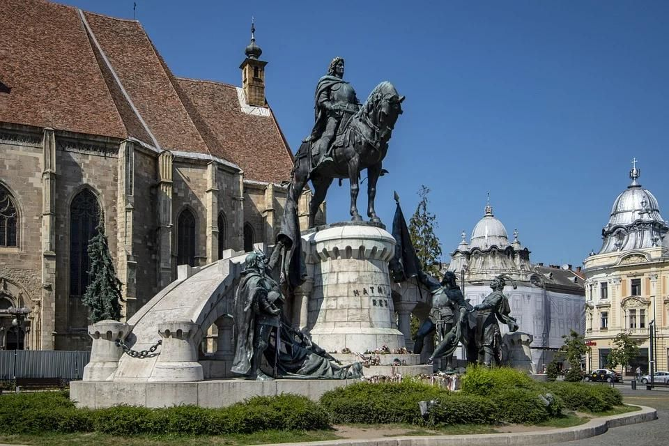 Клуж-Напока, Румыния