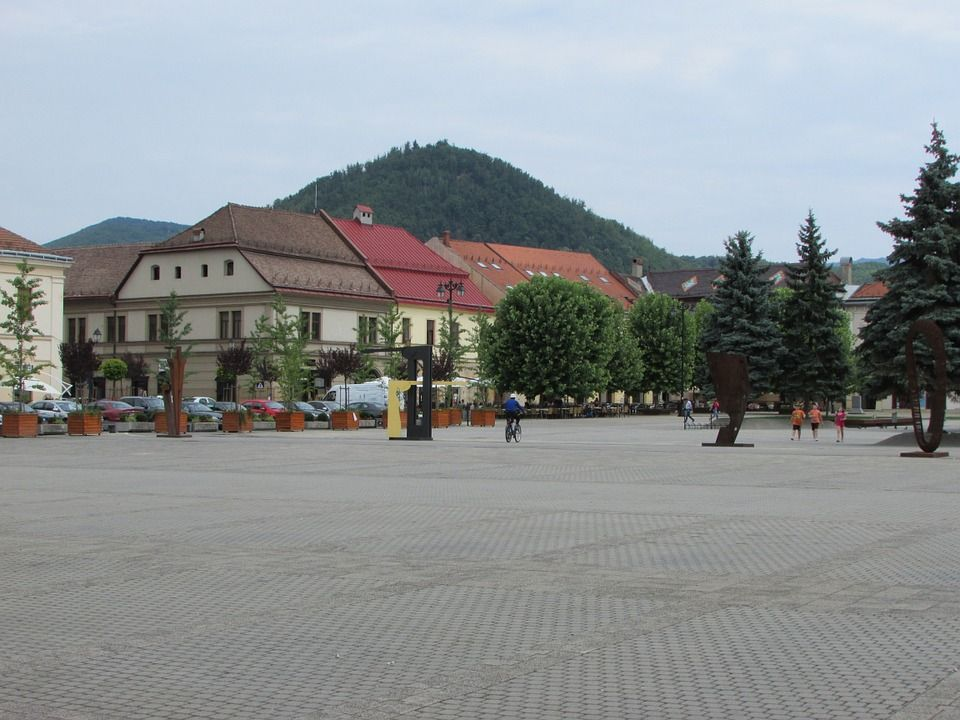 Бая-Маре, Румыния