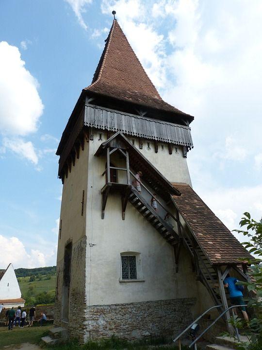 Б'єртан, Румунія