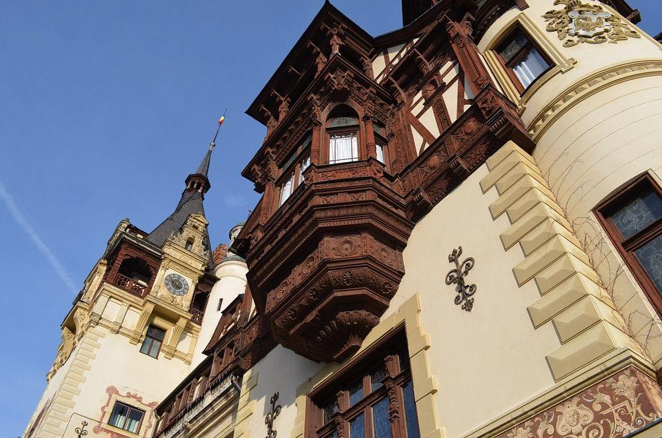 Замок Пелеш, Румунія