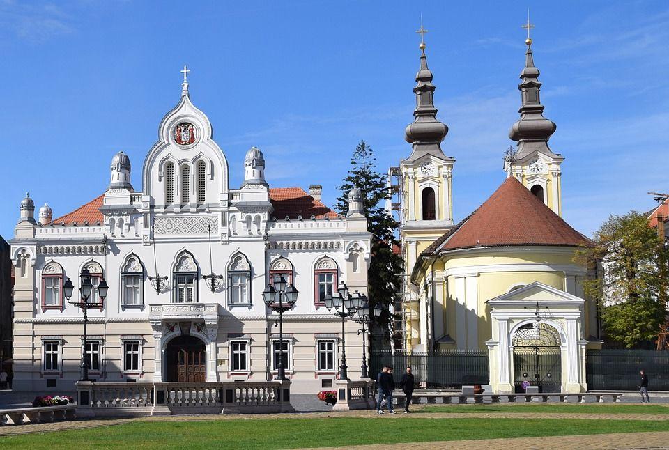 Тімішоара, Румунія
