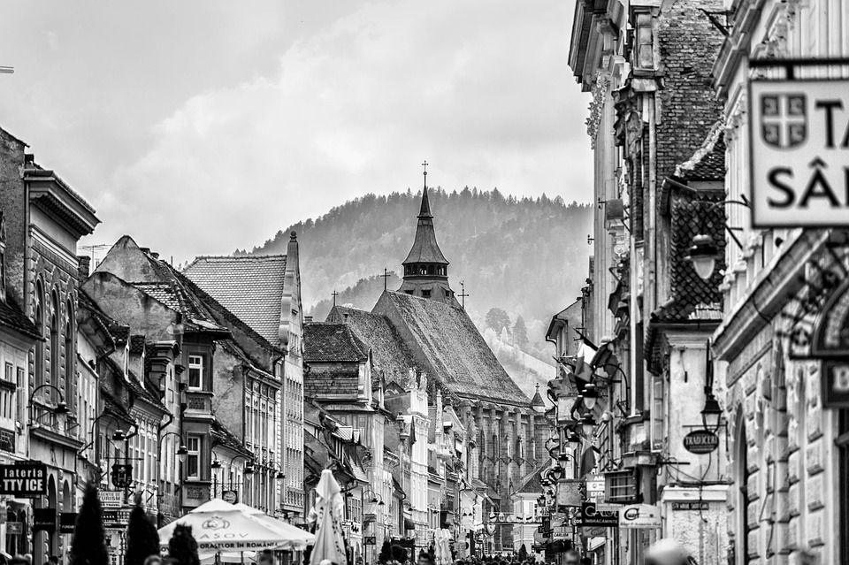 Брашов, Румыния