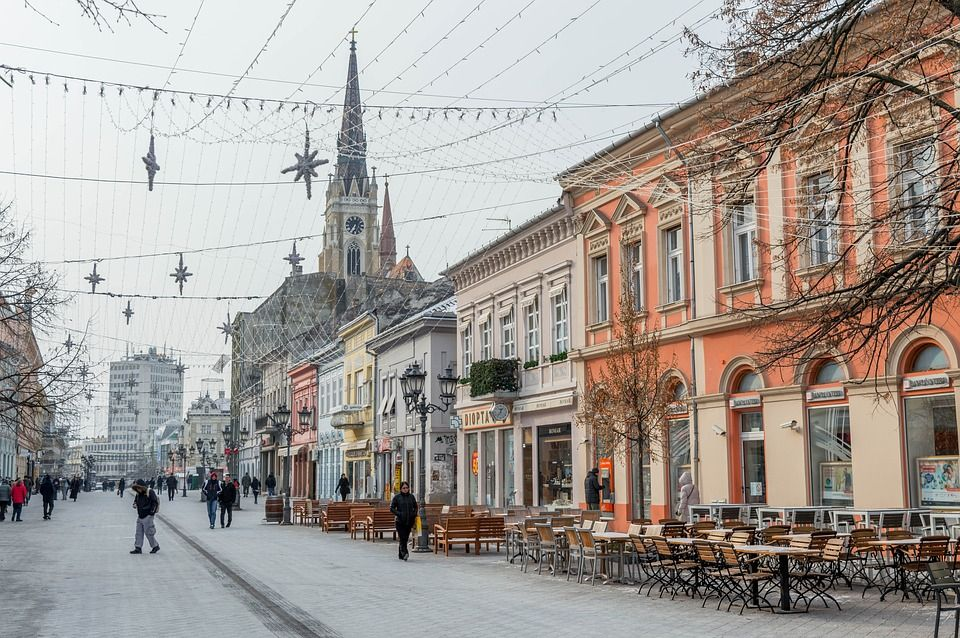 Нови Сад, Сербия
