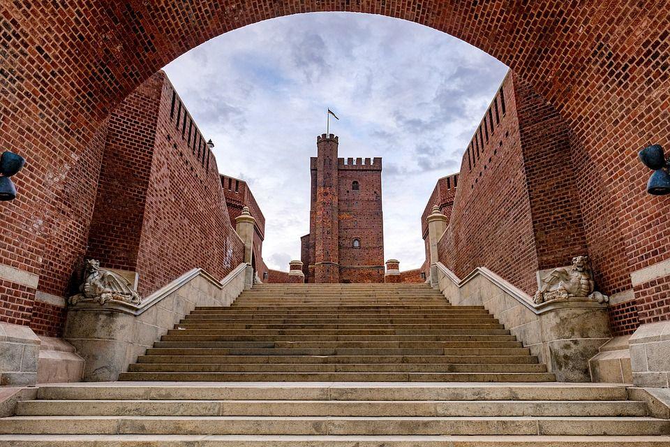 Хельсинборг, Швеция