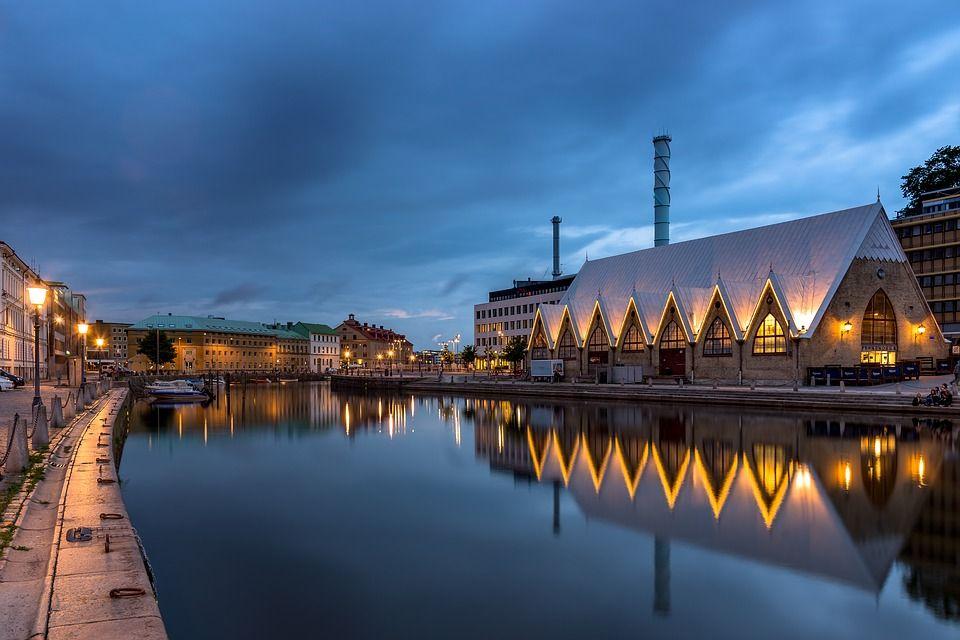 Гетеборг, Швеція