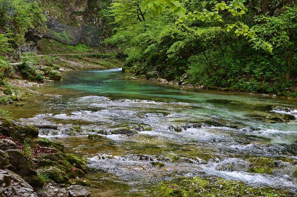 Водопад Шум, Словения