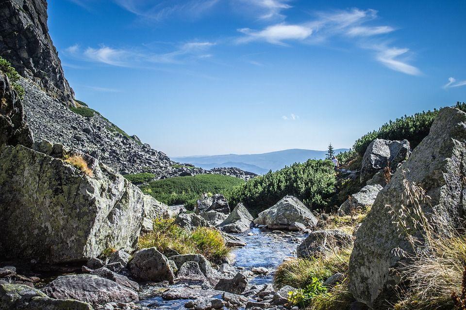 Высокие Татры, Словакия