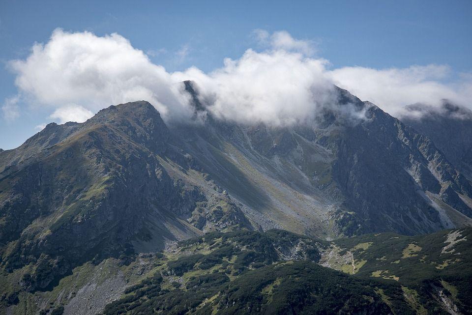 Високі Татри, Словаччина