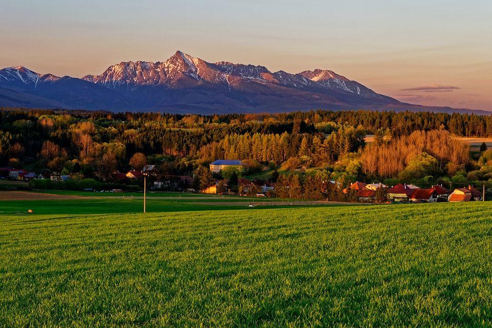 Словацький Рай, Словаччина