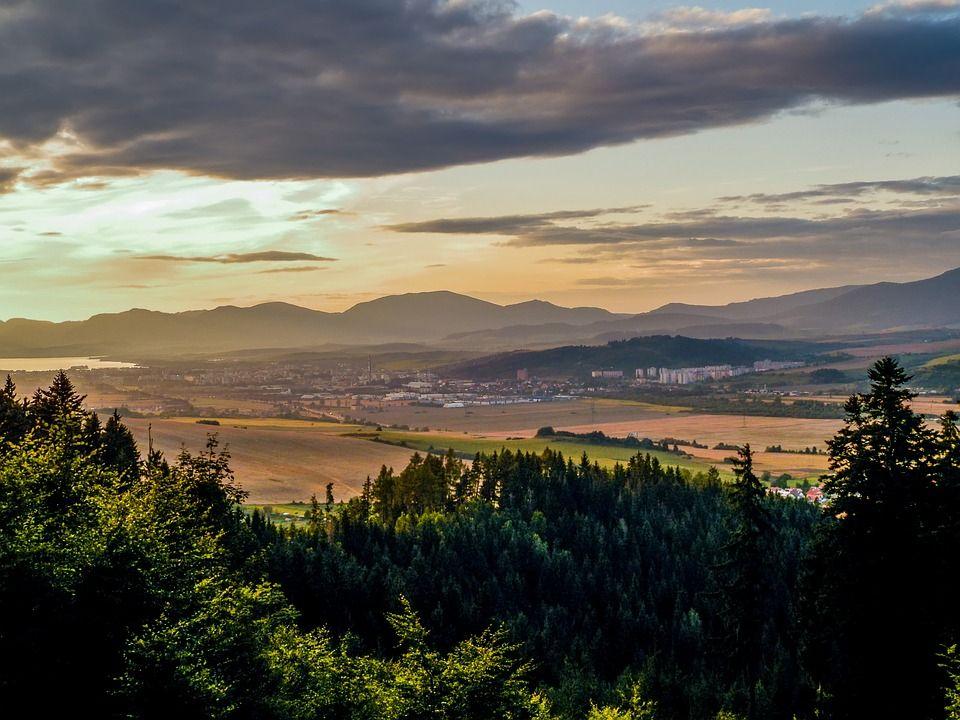 Ліптовський Мікулаш, Словаччина