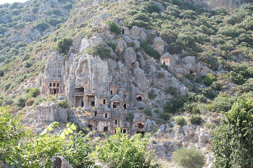 Міра, Туреччина