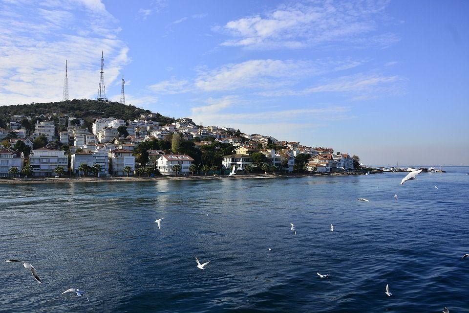 Принцеві острова , Туреччина