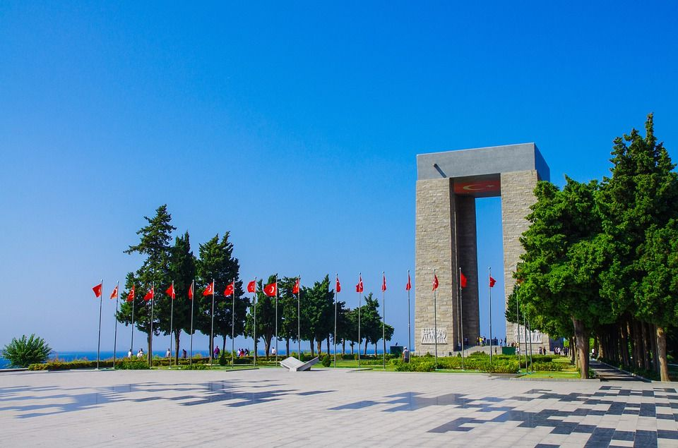 Чанаккале, Туреччина