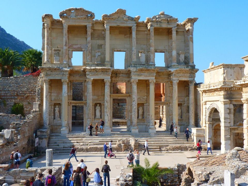 Ефес, Туреччина