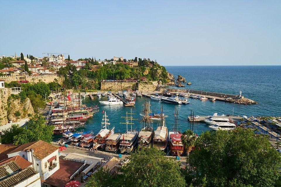 Анталія, Туреччина