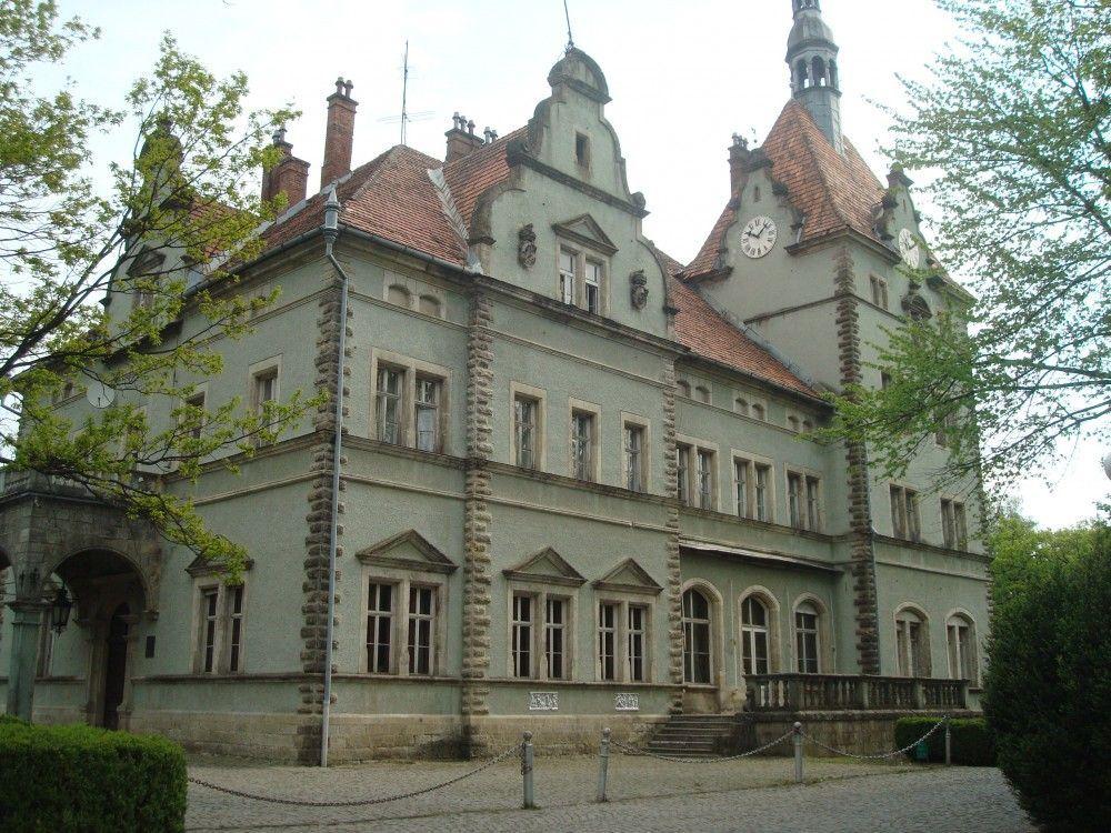 замок графа Шенборна, Україна