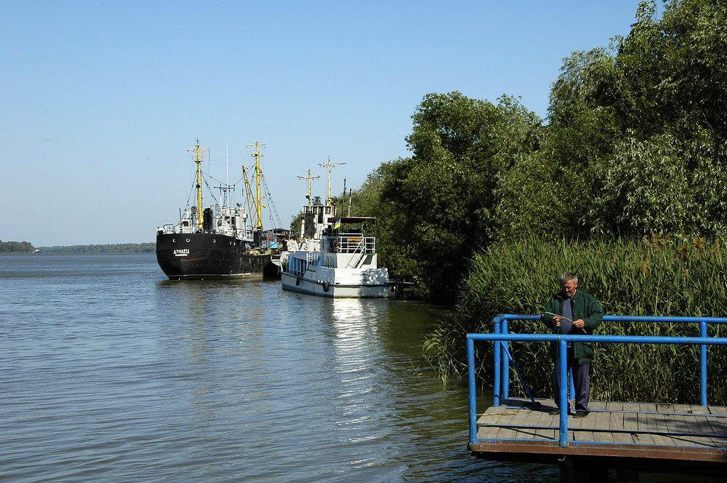 Вилкове, Україна