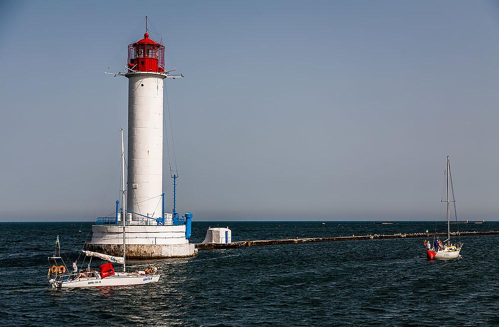 Отдых на Черном море, Украина