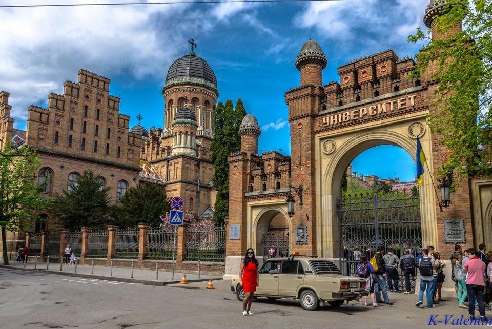 Чернівці, Україна