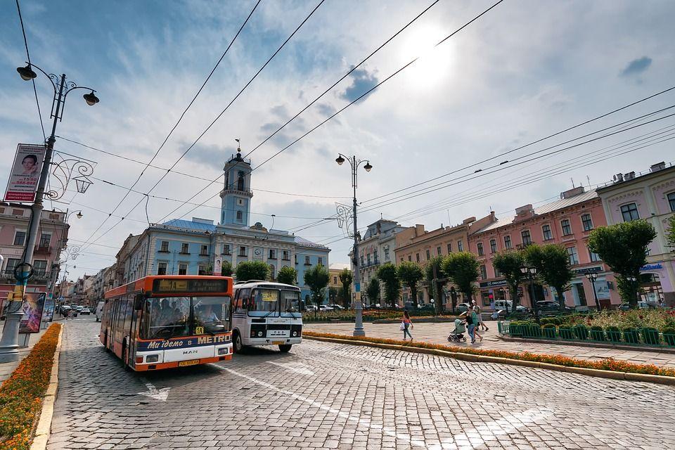 Черновцы, Украина