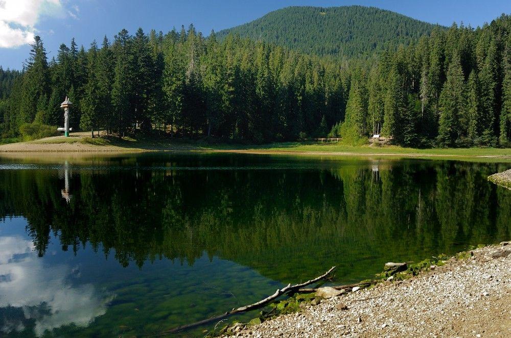 oзеро Синевир, Украина