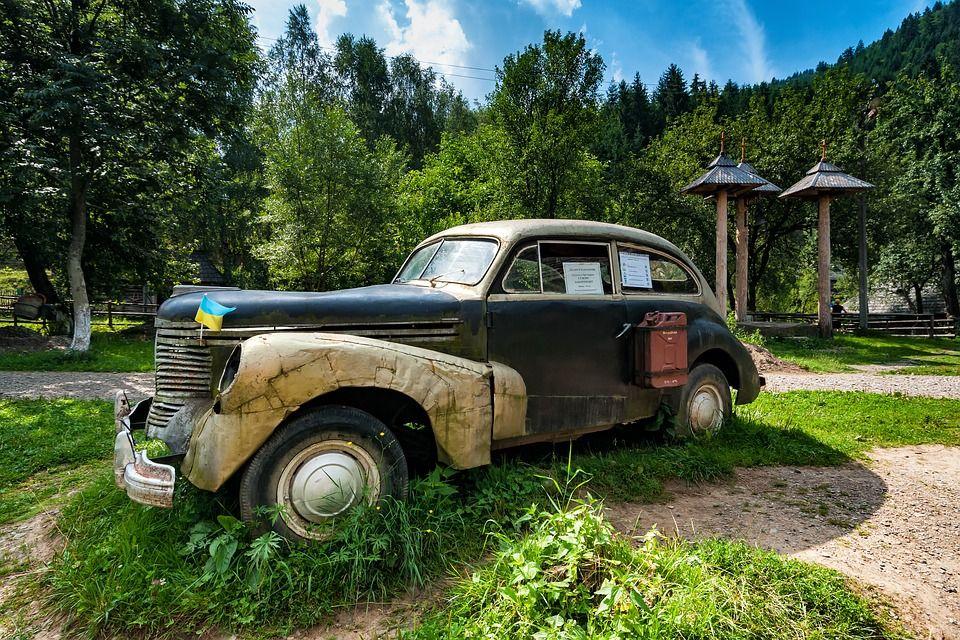 Колочава, Україна