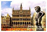 Європа - Бельгія, Брюссель, Рубенс, Андерлехт, Брюгге, Гент, Ватерлоо, Автобусні тури, Тури для школярів, Осінні канікули, море